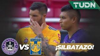 ¡Silbatazo inicial! Así Comienza la Copa por México | Mazatlán 0 - 0 Tigres | TUDN