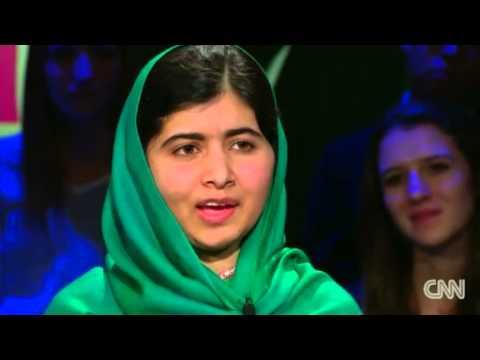 Malala on being Pakistani prime Minister