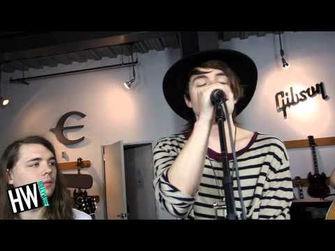 The Ready Set 'Higher' Acoustic Performance! (EXCLUSIVE)