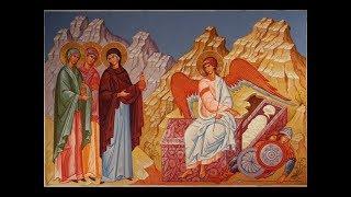 Πανηγυρική Θεία Λειτουργία Εορτής των Μυροφόρων (Κυριακή πρωΐ) 22-04-2018