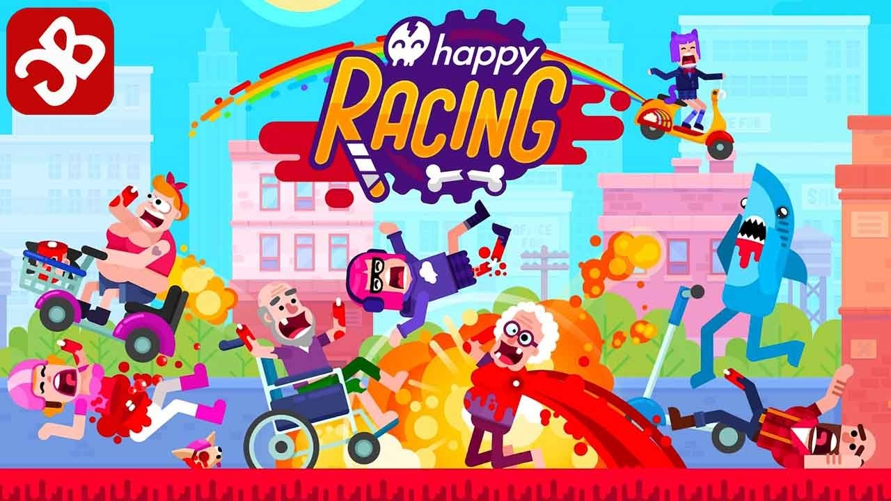 Happy Racing Top Wheels Game Ios Android Gameplay
