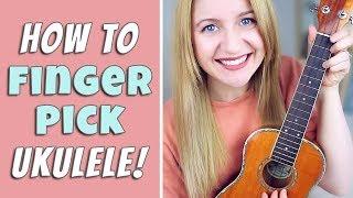 How To Fingerpick Ukulele (10 Patterns!)