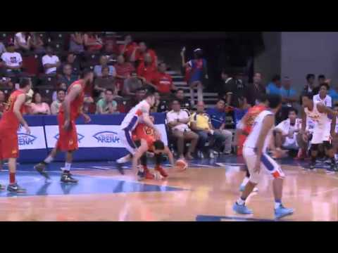NLEX's Syrian Import Madanly, Hurt | PBA Governor's Cup 2015