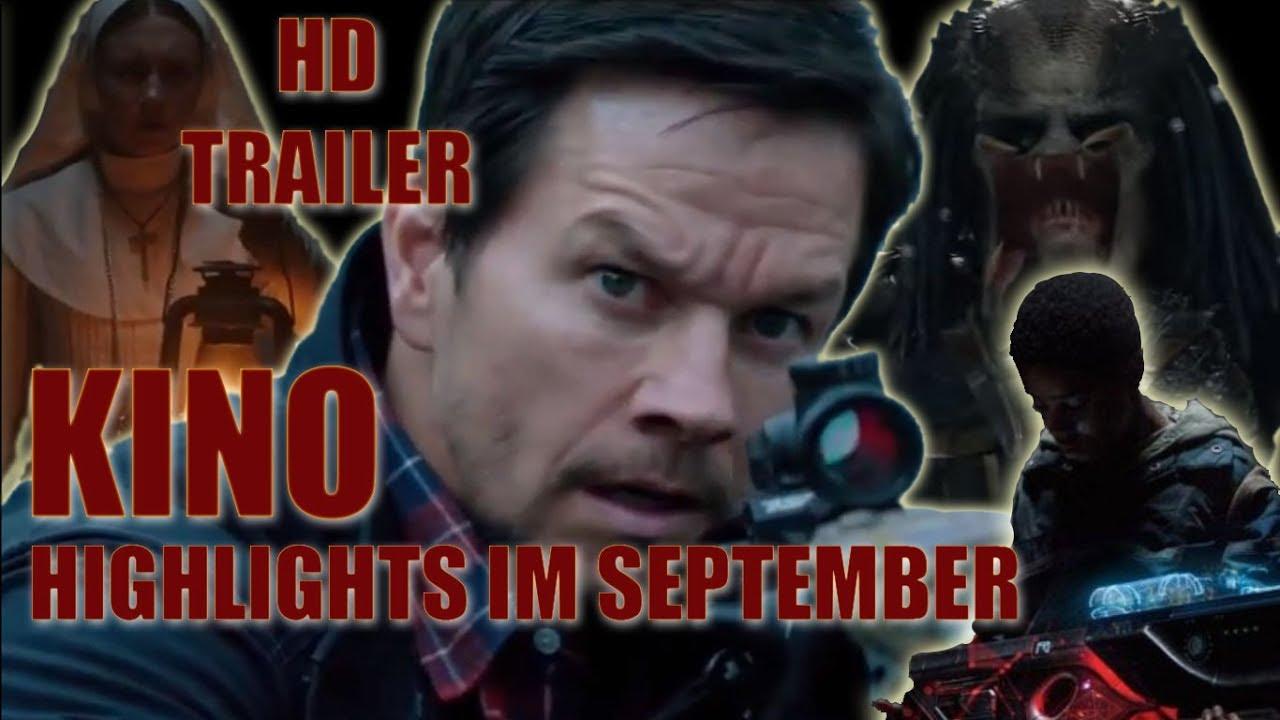 Kinofilme Im September