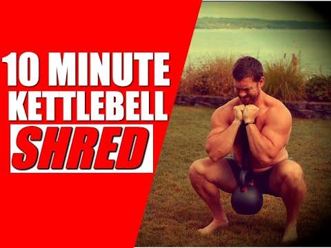 Kettlebell Push-Pull-Legs Workout [Fast & Effective Fat-Loss | Chandler Marchman thumbnail