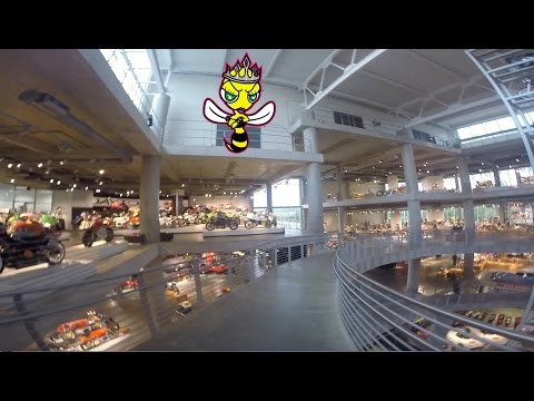 QueenBee does Barber Vintage Motorsports Museum | Part 3