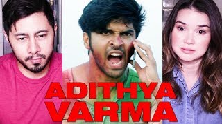 ADITHYA VARMA | Dhruv Vikram | Arjun Reddy/Kabir Singh | Teaser Reaction!