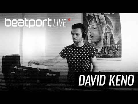 David Keno - Beatport Live