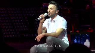"""TARKAN: """"Verme"""" Live @ Harbiye, Istanbul - September 2nd, 2013"""