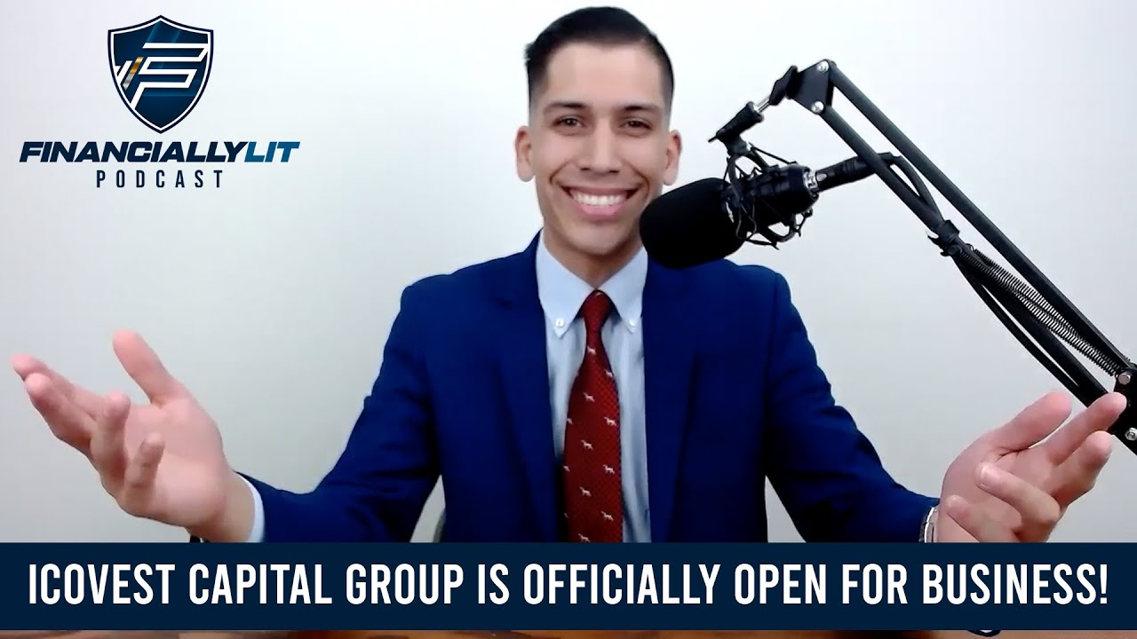iCoVest Capital Group is Officially Open for Business!