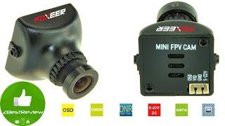 лучшая FPV Курсовая Камера Foxeer ХАТ600М! Flymod.net