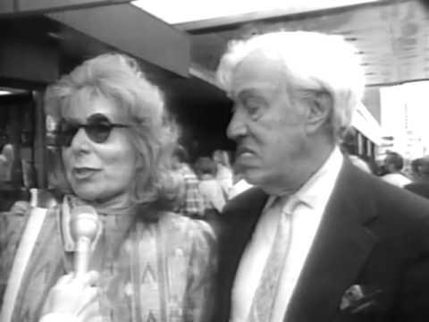 Closing of the Regency Theater in Manhattan 1987