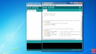 Arduino IDE Basics and Installing the RF24 Library for the NRF24L01 Radio Module
