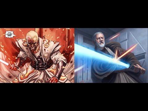 Versus Series Lucien Draay VS Old Ben Kenobi