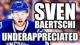 Sven Baertschi Is The Most Underappreciated Established NHL Forward Of The Vancouver Canucks
