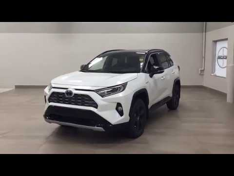 2019 Toyota RAV4 XSE Tech Package Review