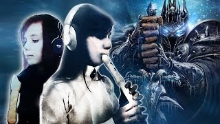 World of Warcraft Wrath of Lich King - Invincible (recorder alto and soprano flute cover!) thumbnail