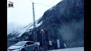 Gilgit Baltistan | Pakistan| Sost Gojal to Hunza KKH Winter Snow View part 2