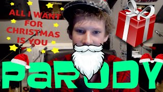 """All I Want For Christmas Is You"" Parodie! (mp3 DOWNLOAD in beschrijving)"