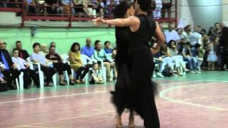 NEW STEP SAGGIO PERTICALE - SARA DI VAIRA MARCO TOCCHINI - PIOMBINO 5-6-2015