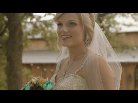 Stillwater, OK | Beautiful Rustic Wedding | Whitley & Chase