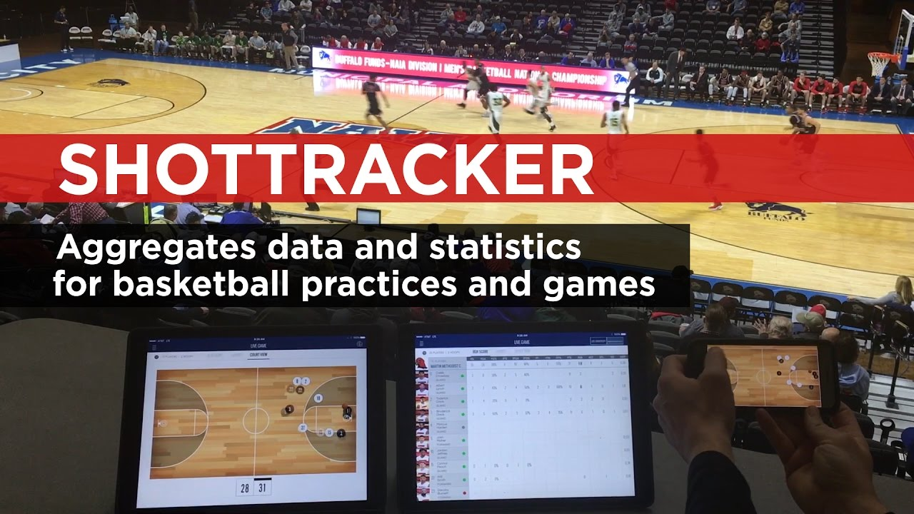 How ShotTracker Plans To Bring Hoops Analytics Technology To