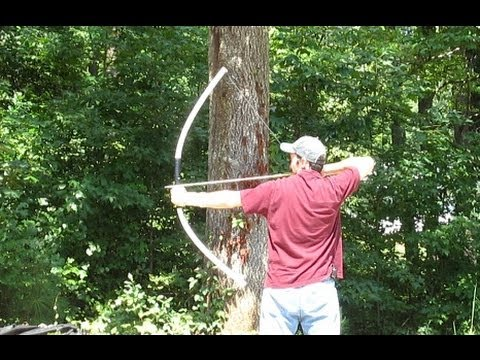 How To Make A Bow Pvc Bow Quick And Easy Youtube