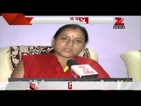 Uttarakhand woman kills a leopard in self defense