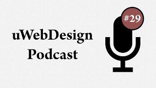 uWebPodcast #29 — русская Siri и английский язык для веб-разработки