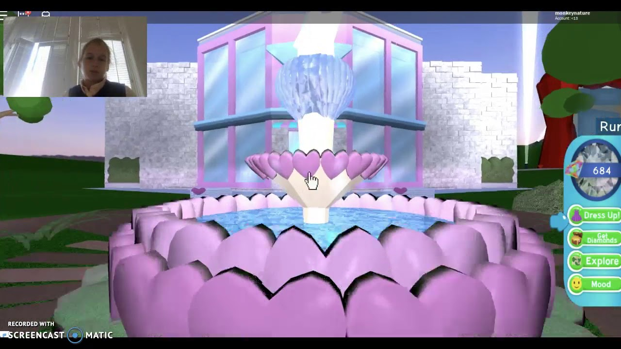 How To Get The Light Halo And Dark Halo In Royale High Youtube