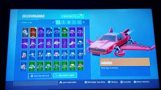 Vendo conta Fortnite com salve o mundo. Selling Fortnite account with save the world