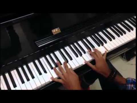 Piano Lesson- Suspended 2 Chord