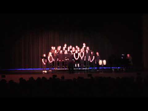 Asa Clark Middle School Winter Concert- Music is a Story- 2019