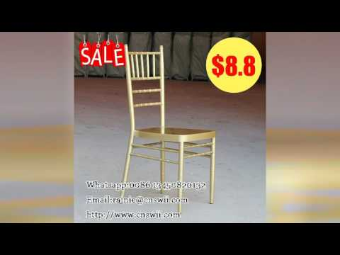 Gold Chiavari Chairs Supplier, Manufacturer and Wholesaler