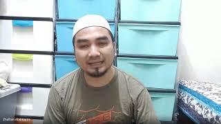 Download Syarah 4 - Syarah Hasiyah Dumyati,  Fiqh Solat (Pedoman Solat Berjemaah) @ Ustaz Zhafran Abdul Karim
