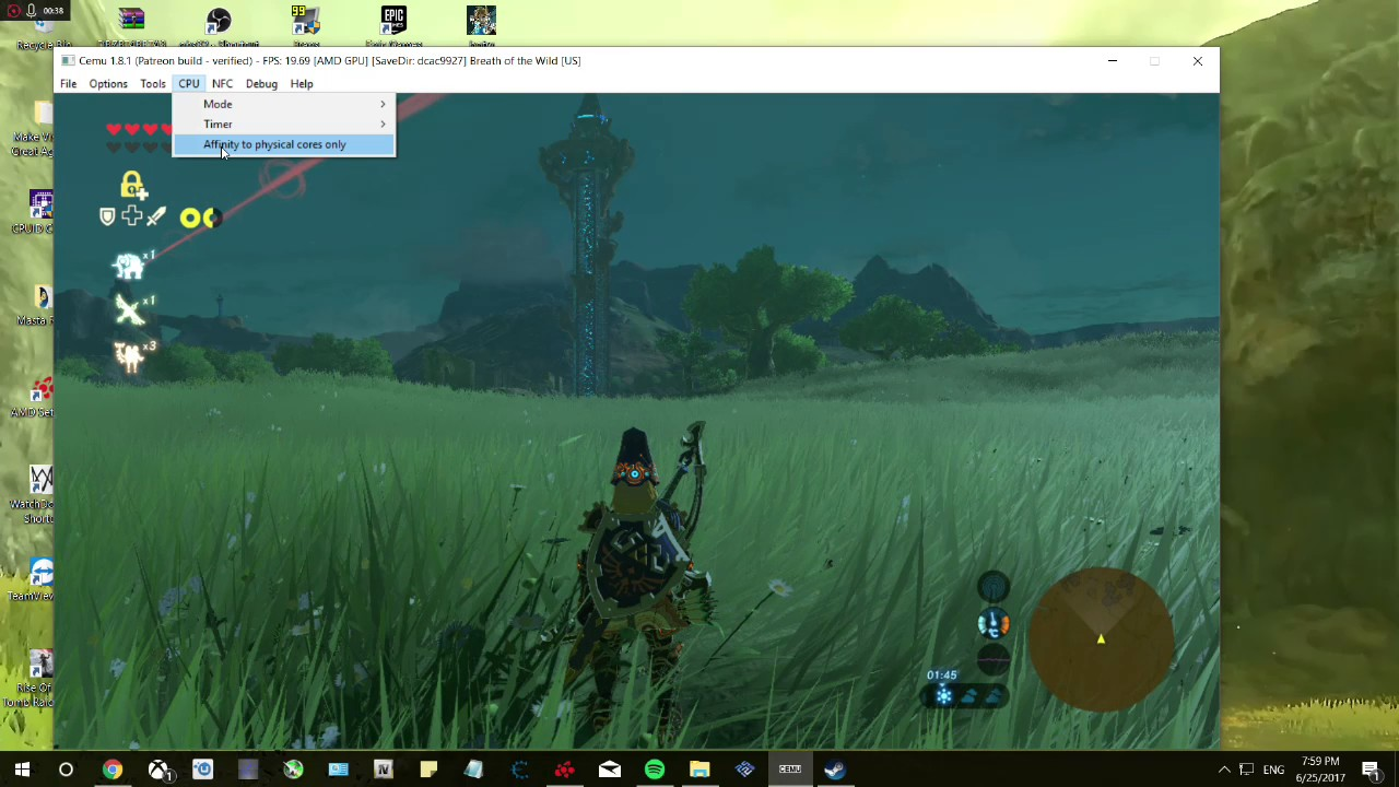 how to use cemu hook
