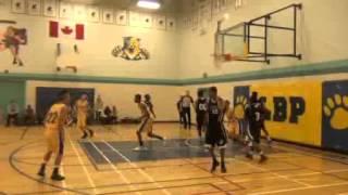 De Le Salle @ Lester B Pearson Boys Basketball 2013 Ottawa