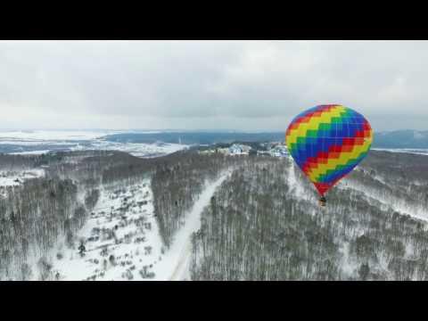 Видео примеры фигур из воздушных и гелиевых шаров