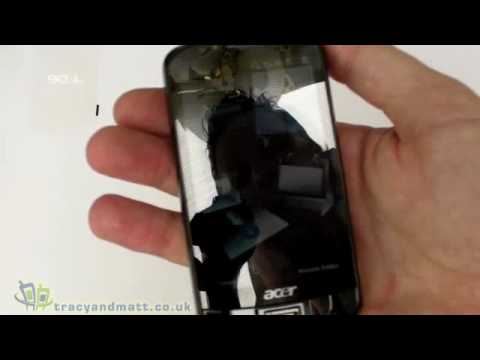 Acer M900 unboxing video