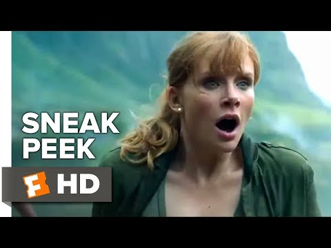Jurassic World: Fallen Kingdom Sneak Peek #2 | 'Run' | Movieclips Trailers