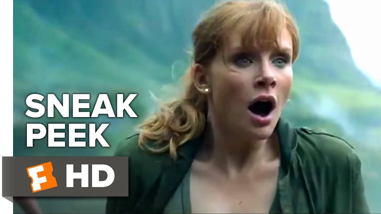 Jurassic World: Fallen Kingdom Sneak Peek | Movieclips Trailers