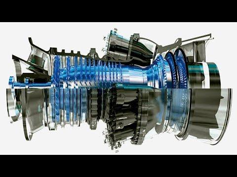 Gas turbine|GE| complete overhauling| part 4/4|عمرة| تربينات غازية| كاملة
