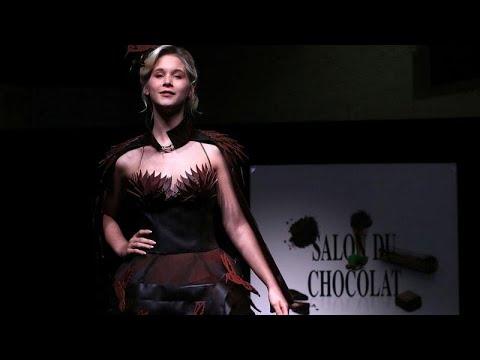 أثواب -حلوة- تجمع عشاق الأزياء والشوكولاتة في عرض واحد ببلجيكا…  - نشر قبل 2 ساعة