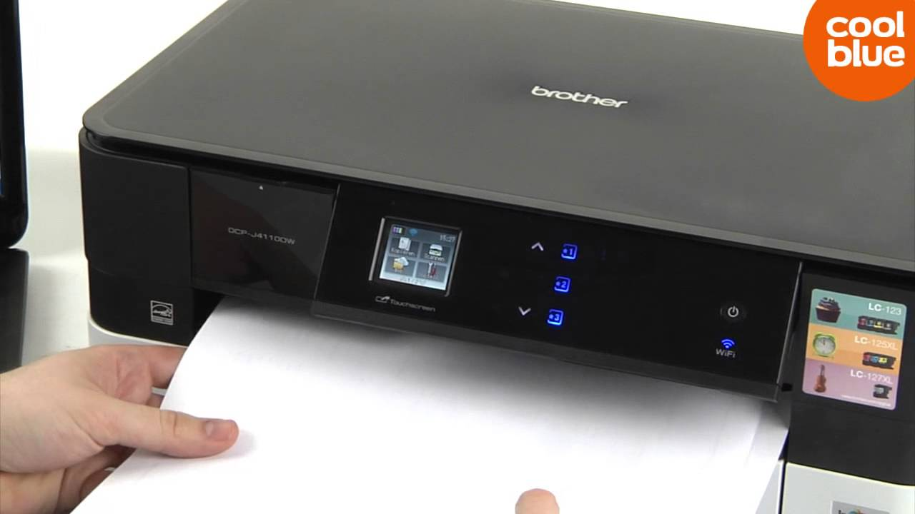 BROTHER DCP-J4110DW DRIVERS PC