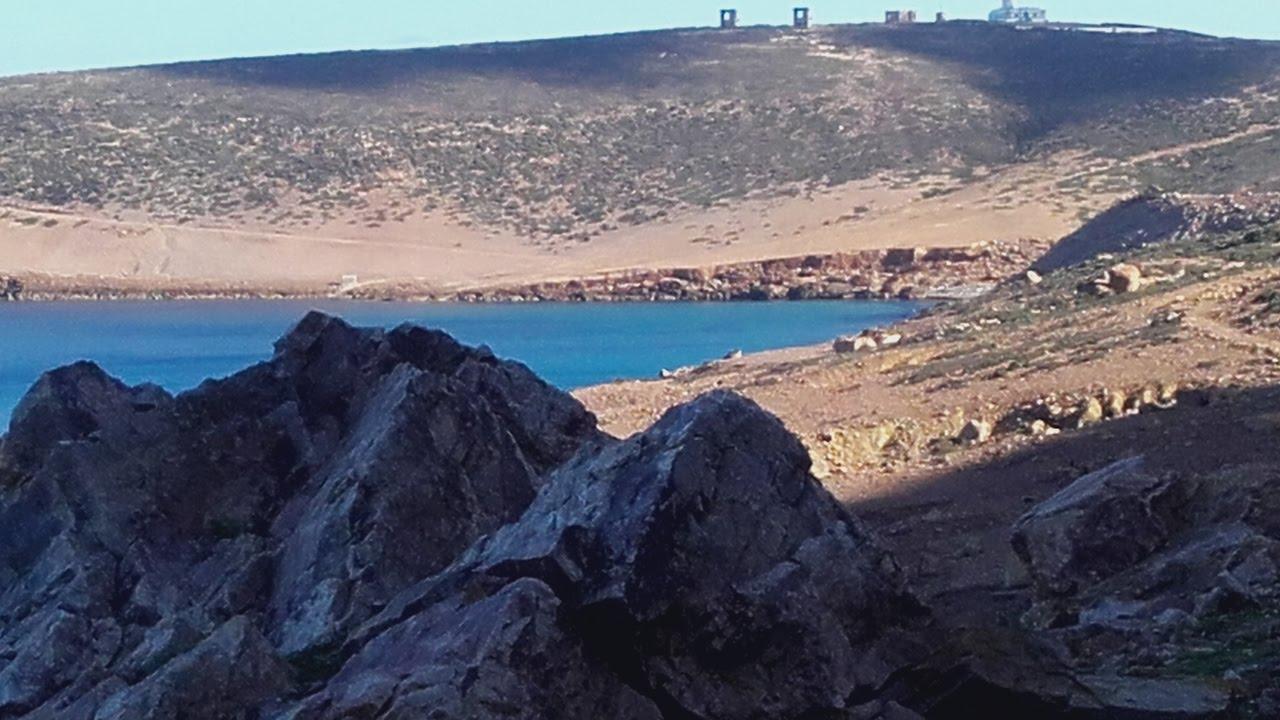 Randonnée jusqu'au phare du Cap-Bon- Merveilleux paysages- El Haouaria( Tunisie)- 04 décembre 2016