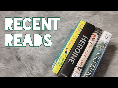Recent Reads   2019 Wrap Up #3