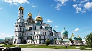 ⁴ᴷ⁶⁰ Walking Moscow Region: New Jerusalem Monastery - Ново-Иерусалимский Монастырь