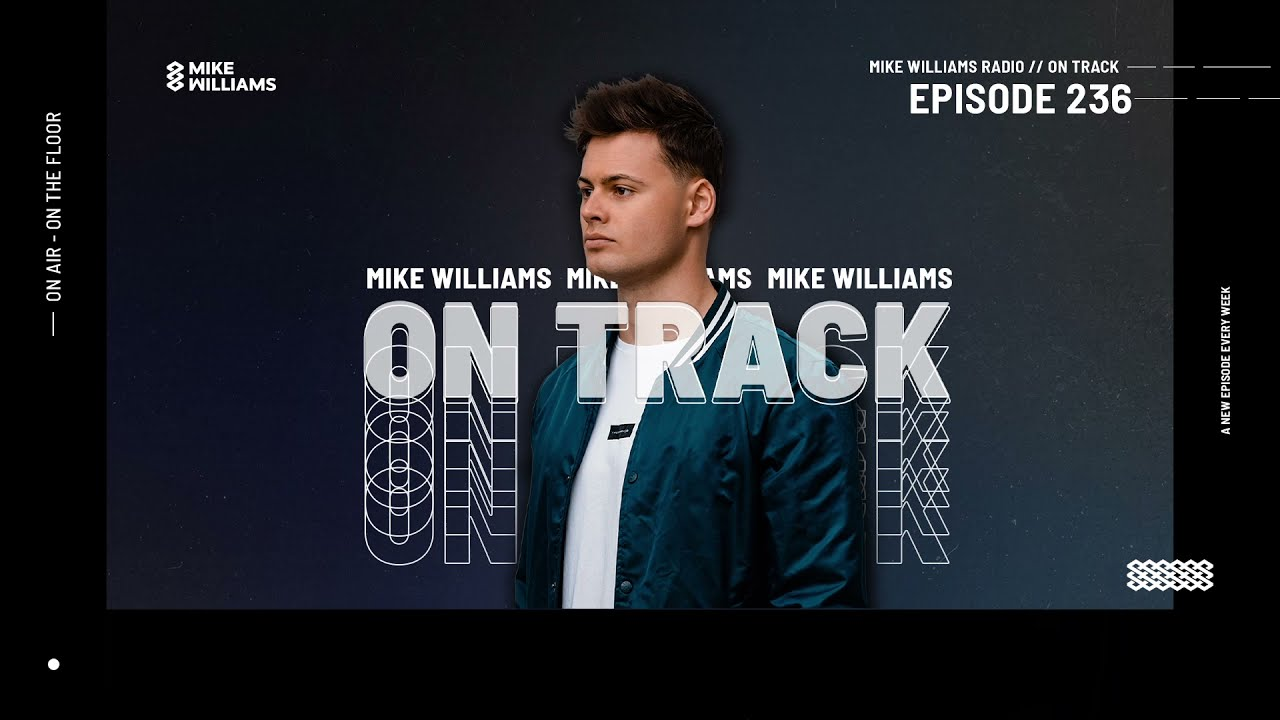 Mike Williams On Track #236