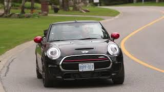 Car Review | Mini Convertible John Cooper Works | Driving.ca
