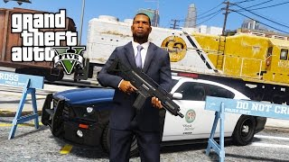 GTA 5 Mods - PLAY AS A COP MOD!! GTA 5 OFFICER BLOODBATH LSPDFR MOD! (GTA 5 Mods Gameplay)